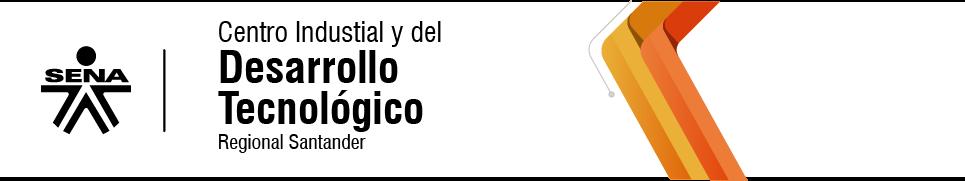 Centro Industrial y del Desarrollo Tecnológico - SENA Regional Santander