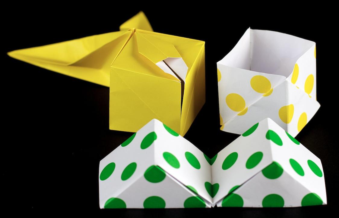 origami artis bellus march 2011