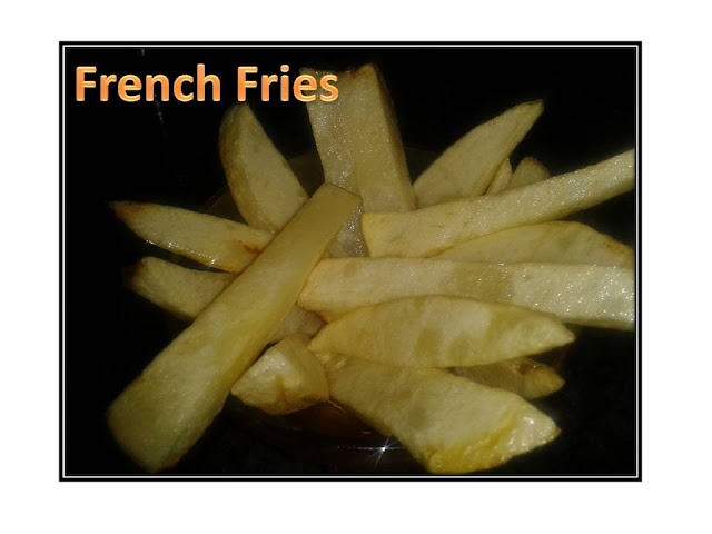 French Fries - Home Made