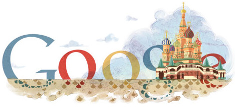St Basil's Cathedral, Russia to Celebrate 450th Anniversary of St. Basil's Cathedral After $14 Million Restoration, Google Doodle: 450th Anniversary of St. Basil's Cathedral
