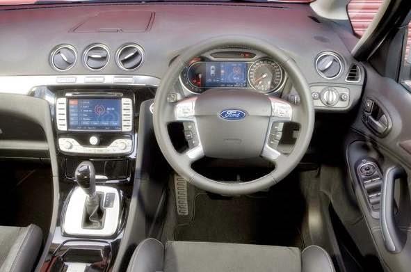 Ford S-Max Titanium X Sport