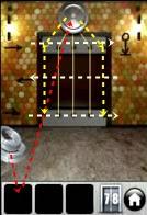 100 Doors Runaway Level 77 78 79 Solution
