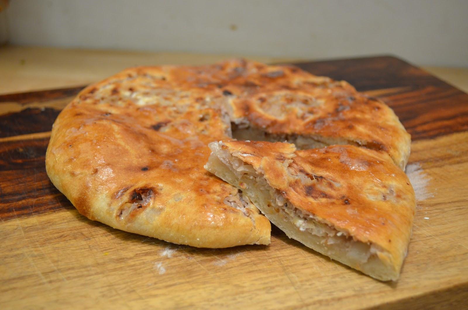 Осетинские пироги постные рецепт