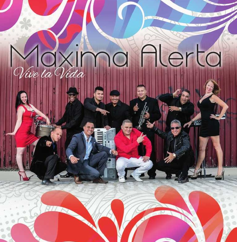 New Hit Song by Maxima Alerta