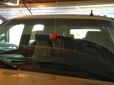 Garage Parking Tip