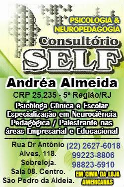 Dra Andréa Psicóloga