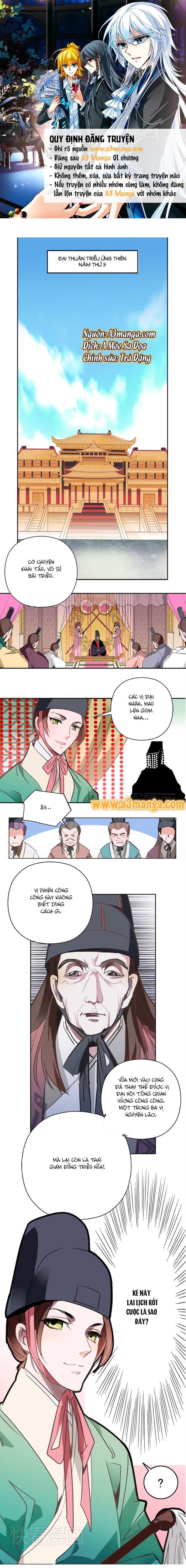 Hoàng Thượng! Hãy Sủng Ái Ta Đi! Chap 1