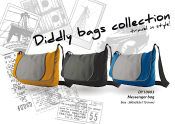 "CENTRUM LINK - ""Messenger Bag"" - DY10003"