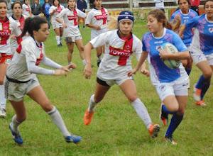 Cardenales y Aguará Guazú campeones del Femenino