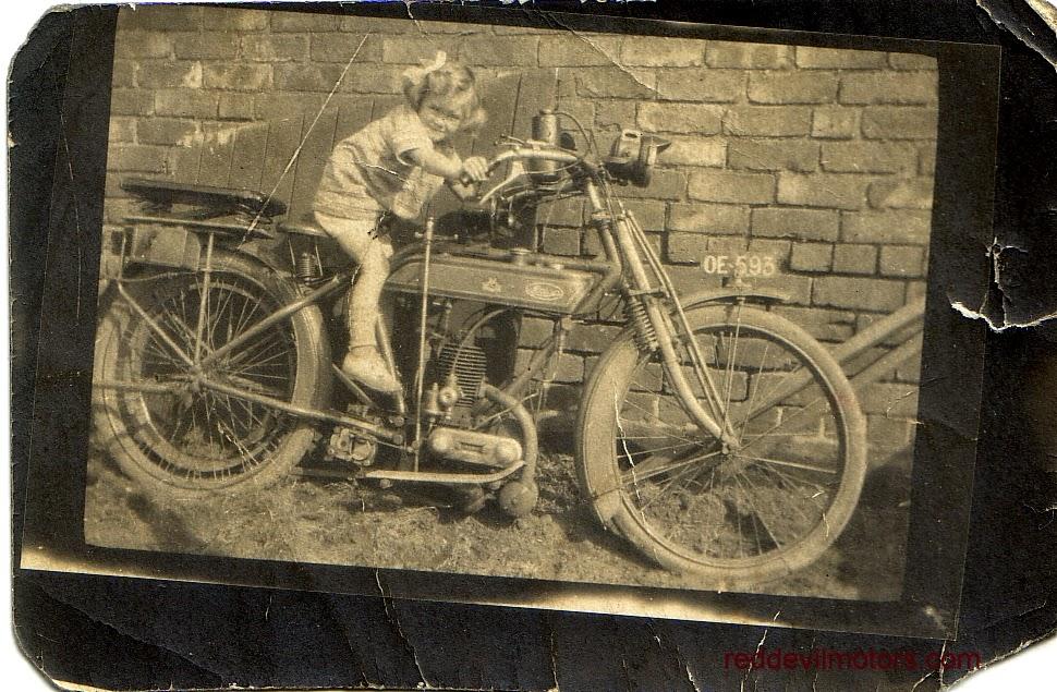 veteran vintage villiers engine flat tank motorcycle