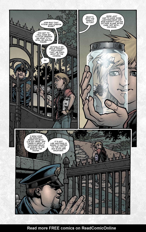 Locke & Key (2008) Issue #5 #5 - English 12
