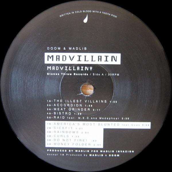 Madvillain - Madvillainy 2: The Madlib Remix