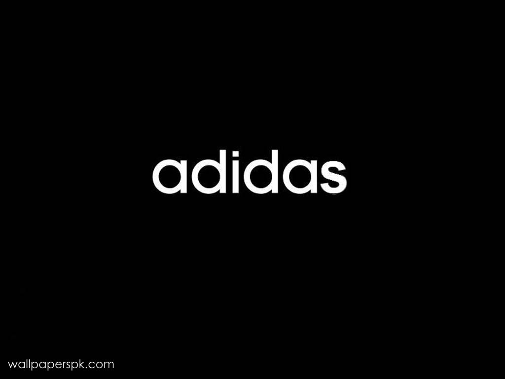 wallpapers logo wallpapers black adidas logo