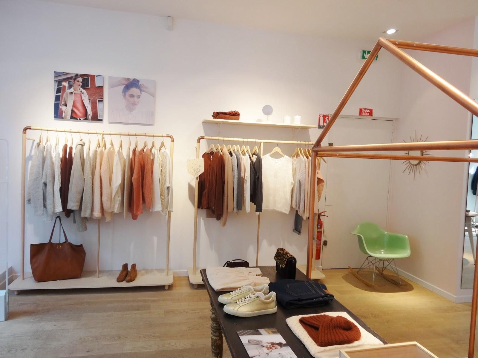 Des petits hauts une demoiselle paris blog lifestyle culture bonnes - Des petits hauts boutique ...