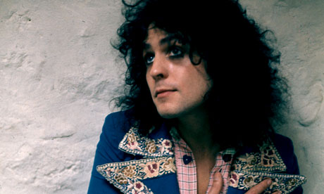 Marc Bolan Glam Rock