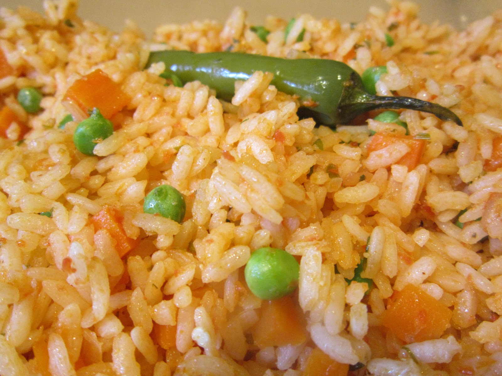 Dinner Night: Demystifying Mexican Rice