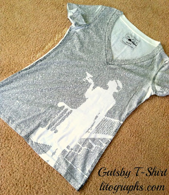 Litographs Gatsby T-Shirt