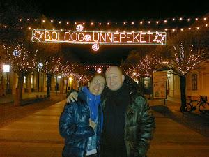 Karácsony a családdal itthon, Szegeden