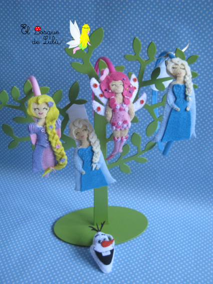 diademas-personajes-fieltro-princesas-Disney-niñas-personajes-infantil-tocaso-diademas-regalo-personalizados