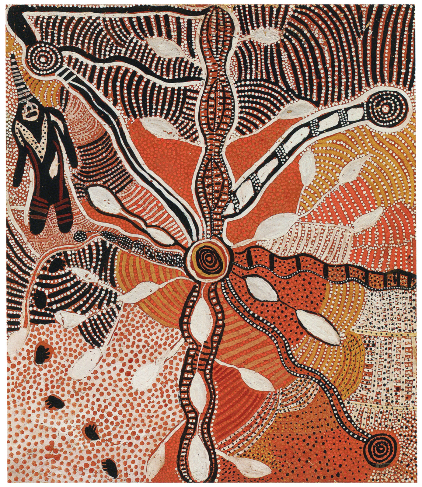 CHAUDRON: Dreamtime - Australian Aboriginal Paintings