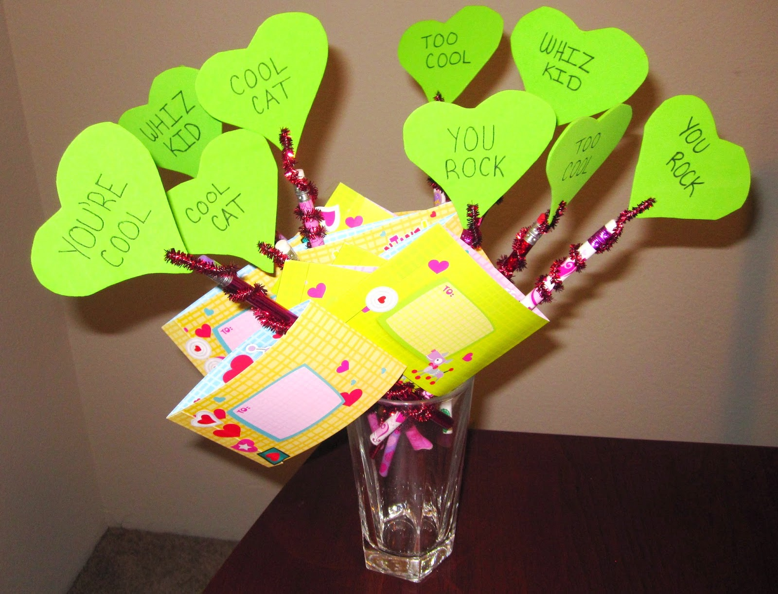 pencil craft ideas for kids