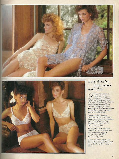 1982 Victoria S Secret Catalog Vintage Everyday
