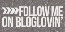 Follow on Bloglovin'