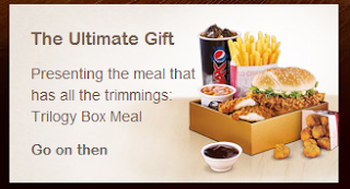 Kfc Meal Box That said, this is a generous portion of delicious boneless chicken -