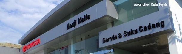 TOYOTA Hadji Kalla Palopo, Alamat : Jl. Andi Jemma No. 136