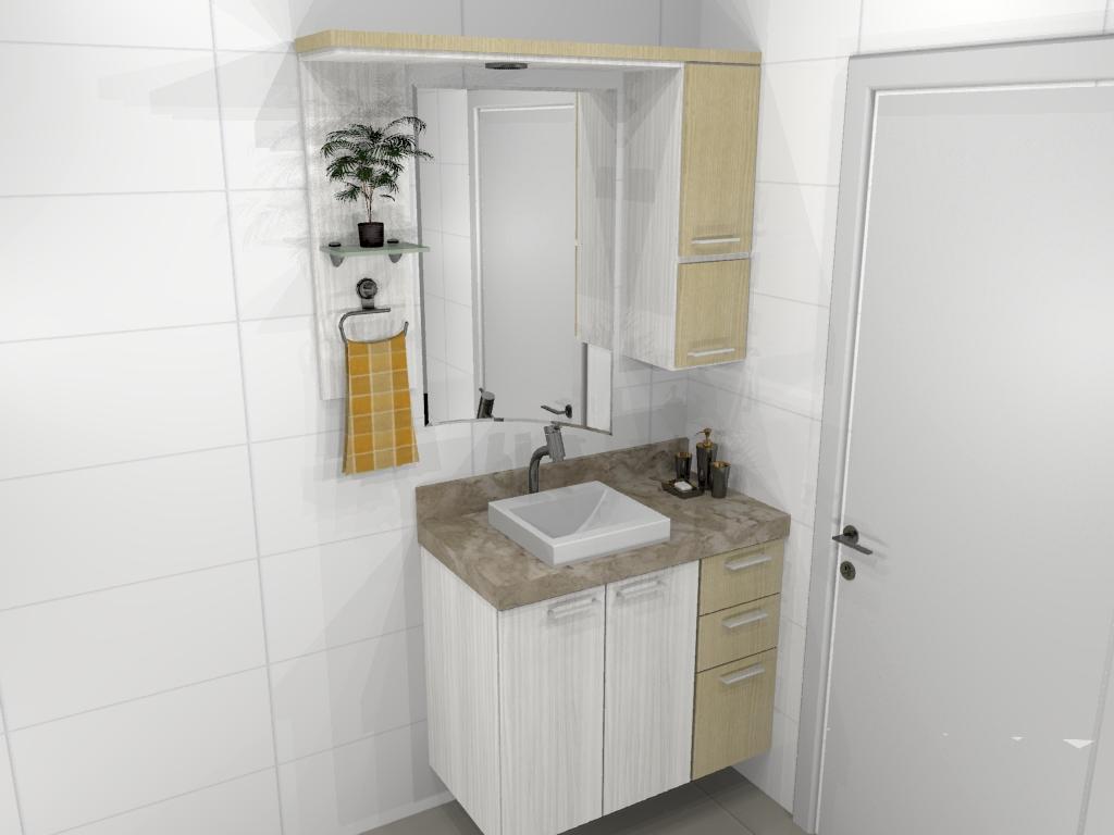 Du Planejados: Banheiro #957436 1024x768 Banheiro Bonito Simples