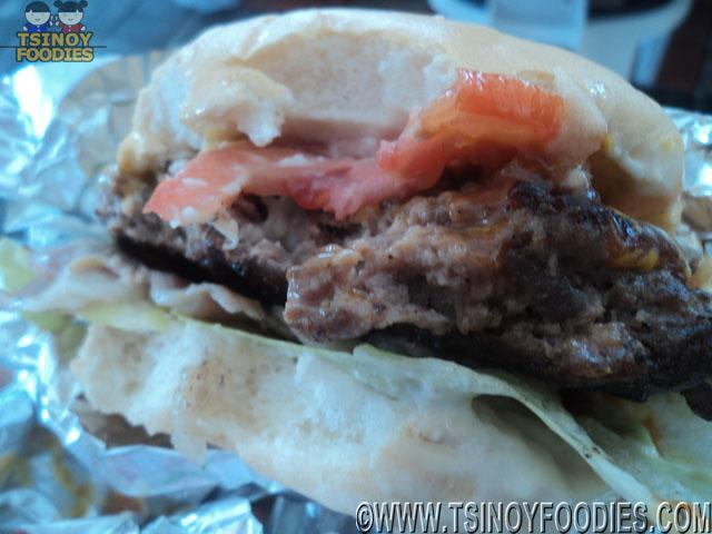 Big Bob's Charcoal Grilled Burgers: 1/3 Pound Pure Beef Burgers