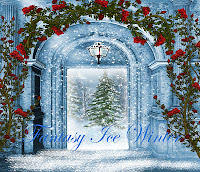 Digital backgrounds, PNG tube files, digital backdrops, digital fantasy backgrounds, digital photography backgrounds, digital scrapbook backgrounds, digital portrait backgrounds, digital background images, Christmas fantasy backgrounds, fantasy ice winter
