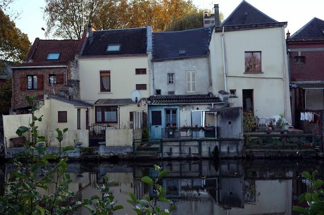 Amiens Francja Pikardia
