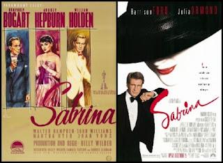 Remake Sabrina, poster, cartel, carátula, portada