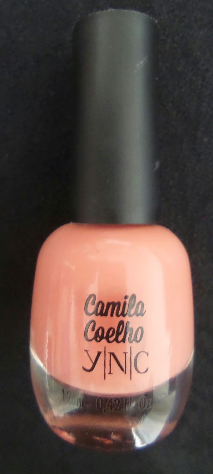 Esmalte YNC Camila Coelho:  Tropical Salmon