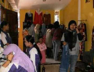 baju muslim abaya murah