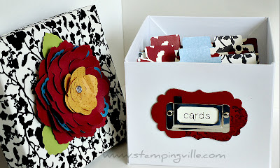 Stampin' Card Keeper Box by Stampin' Up!