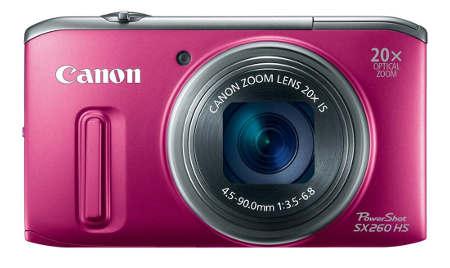 Canon Powershot SX260HS Digital Camera
