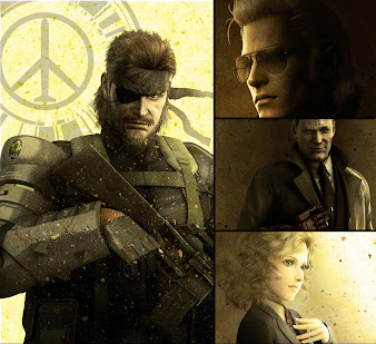 #40 Metal Gear Solid Wallpaper