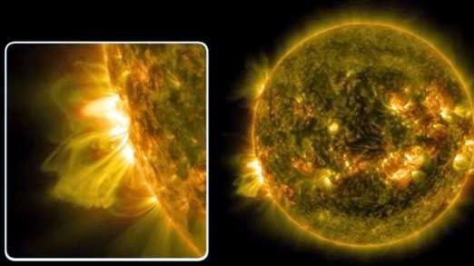 http://news.sky.com/story/1280838/solar-flare-could-hit-earth-on-friday-13th