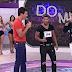 Após dormir com o filho na rodoviária, paraibano canta e impressiona Rodrigo Faro na Record HD Assista o Vídeo