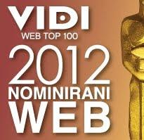 Vidi Web Top 100 2012