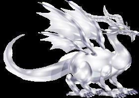 imagen del dragon espejo