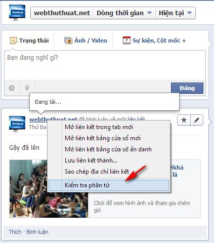 Cách xác định ID  trang Facebook của bạn