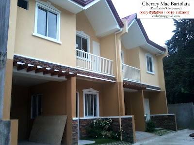 House and Lot for Sale in Guadalupe Cebu City Townhouse 3BR