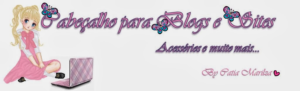 layout para blog e sites