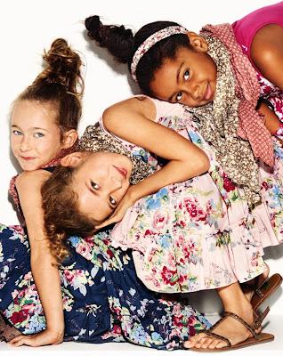 Benetton Spring Summer 2013 Kampagne