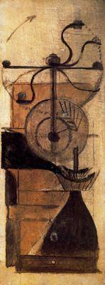 Molinet de cafè (Marcel Duchamp)