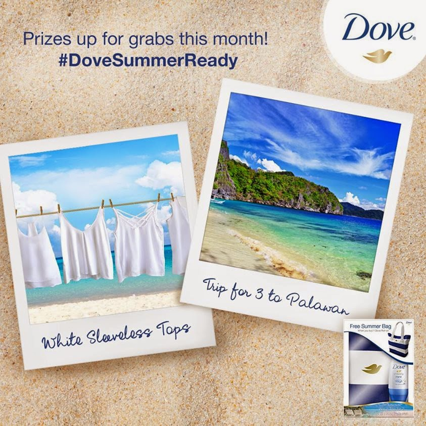DoveSummerReady Promo, Dove Deo White Summer Promo