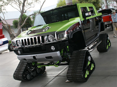 amazing car tuning hummer h2
